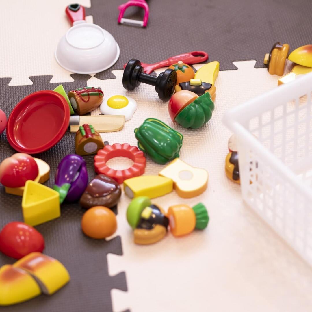 【おもちゃ収納】子どもが自分で片付けられる!遊びやすい!整理収納のコツ