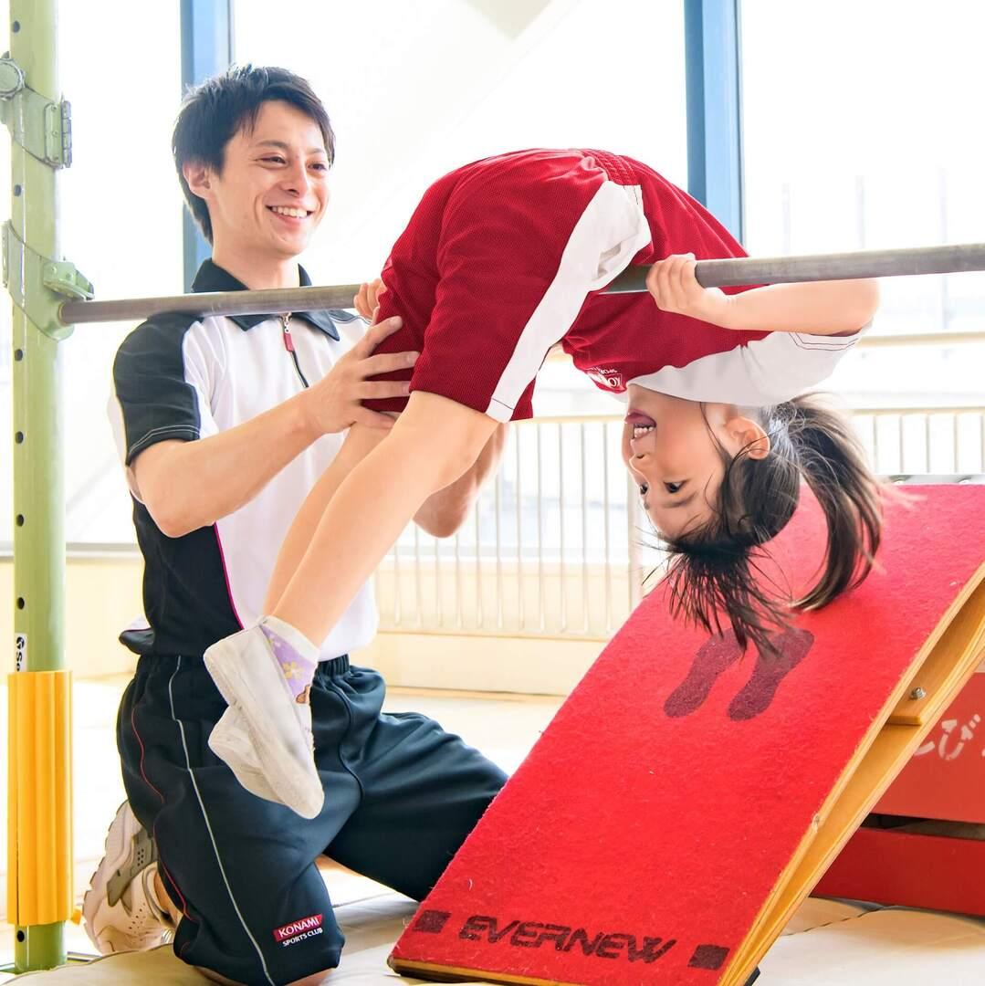 """「こんなことができるように!?」親も子も""""驚き""""を実感できる習い事「体操」"""