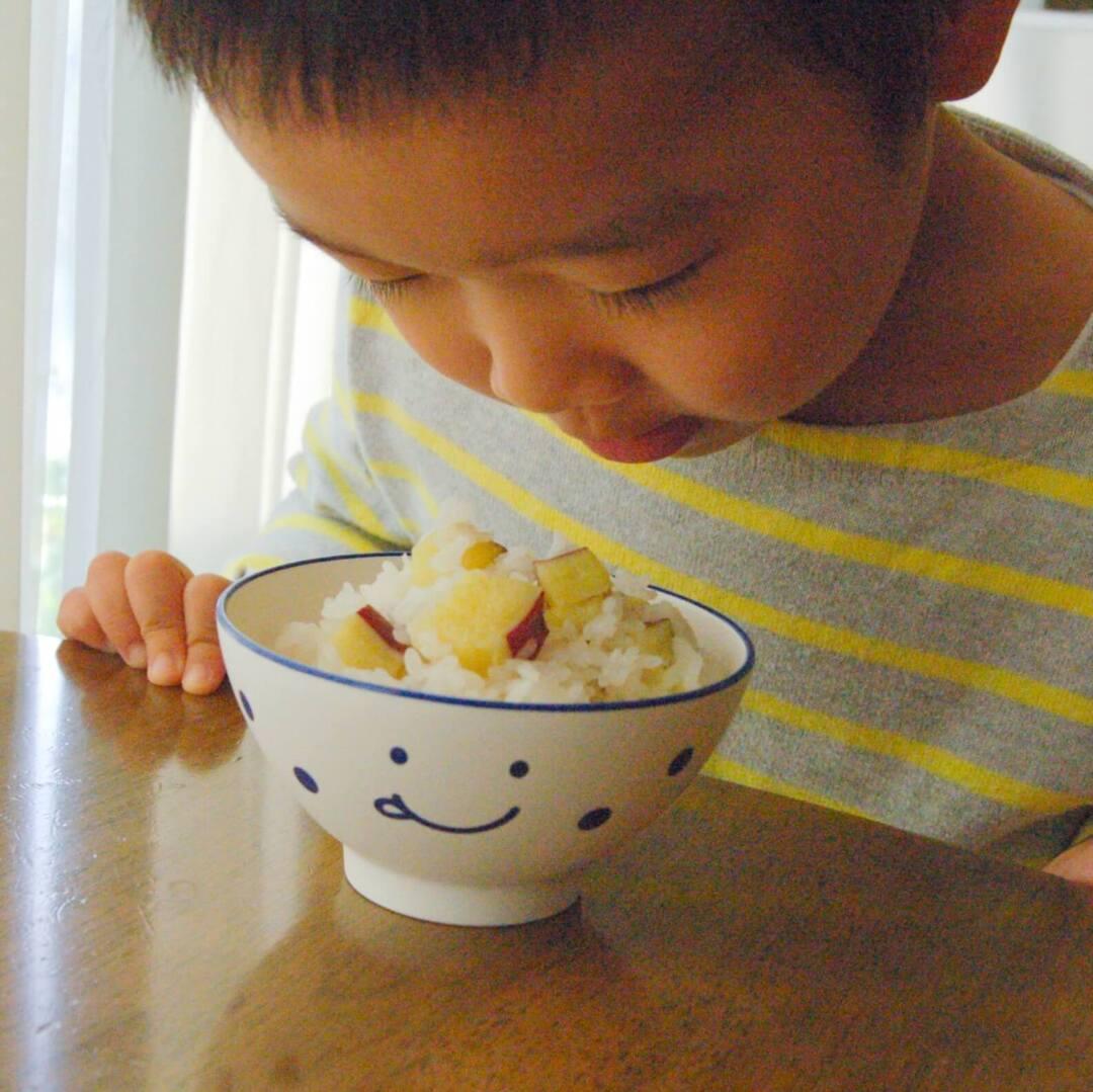 """子どもに教えたいお米の研ぎ方。""""おいもごはん作り""""でお米に感謝する体験を"""