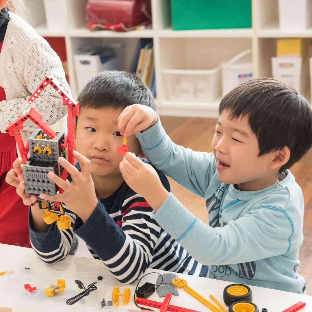 問題解決力が身につく!将来の夢にもつながる習い事「ロボット教室」ってどんなもの?