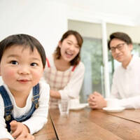 """【結論】「頭のよい子が育つ家」とは""""家族同士のコミュニケーション""""をもっとも大切にしている家のこと"""