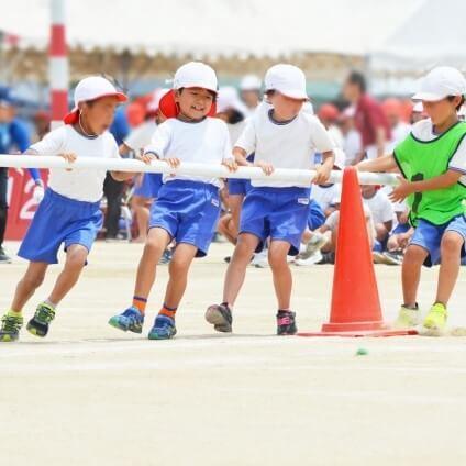 「何ごとも最後までやり通したい」運動する子どもは達成意欲が強いことが判明!
