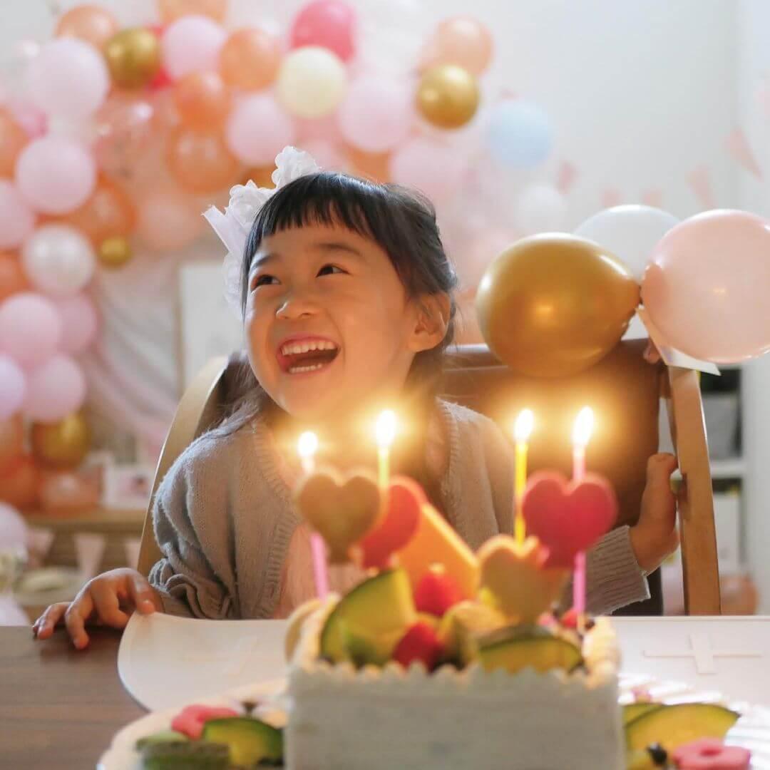 ケーキ、飾りつけ、プレゼント…【4歳のお誕生日】をお祝いするアイデア大集合!