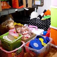 【おもちゃ収納】無印・IKEA・ニトリのおすすめ収納グッズ13選!片付けない・すぐ散らかるを解決!