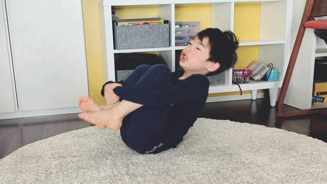 子どもの体幹を鍛える遊び